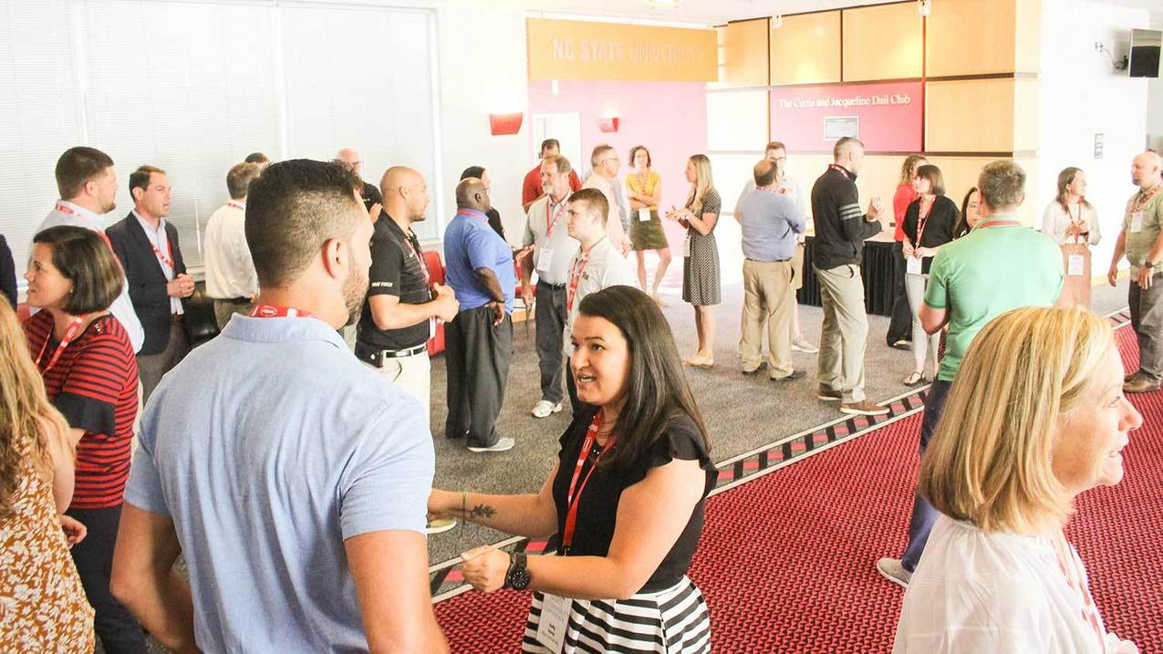 , NC State Hosts Inaugural ACC Sports Sustainability Conference, The Circular Economy