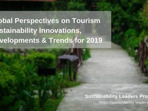 , Global Perspectives on Tourism Sustainability Innovations, Developments, and Trends for 2019, The Circular Economy, The Circular Economy