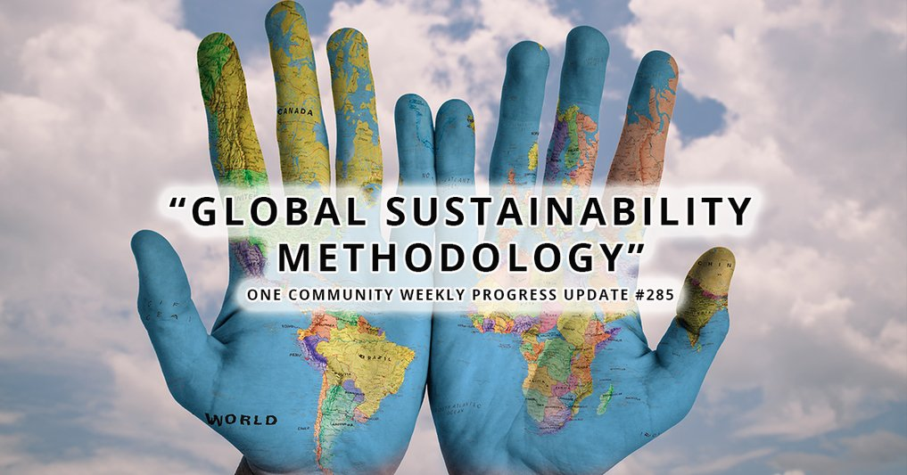 , Global Sustainability Methodology, The Circular Economy, The Circular Economy