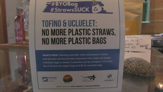 , Edmonton's very own single-use plastic ban could mirror federal one, The Circular Economy, The Circular Economy