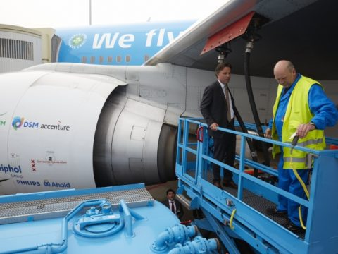 , KLM sustainability: How responsible is flying on sustainable aviation fuel?, The Circular Economy, The Circular Economy