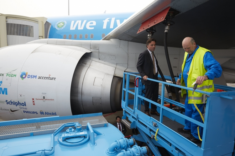 KLM sustainability: How responsible is flying on sustainable aviation fuel?, The Circular Economy