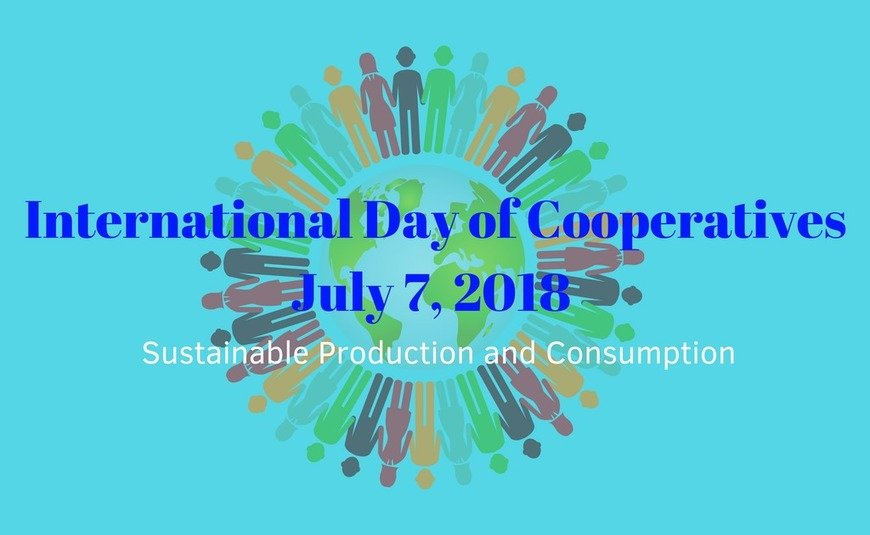 , Celebrate cooperatives and sustainability today, The Circular Economy, The Circular Economy