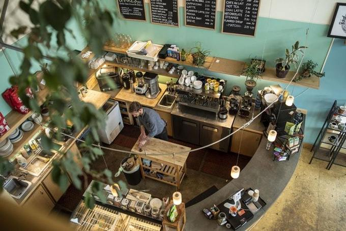 , Locally sourced cafés contribute to area sustainability, The Circular Economy, The Circular Economy