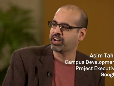, Google's Asim Tahir on sustainability and corporate campuses, The Circular Economy, The Circular Economy