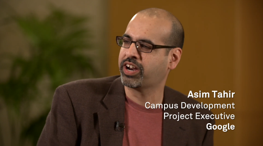 , Google's Asim Tahir on sustainability and corporate campuses, The Circular Economy