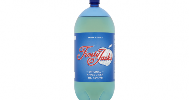 , Frosty Jack's reduces bottle size to drive sustainability, The Circular Economy