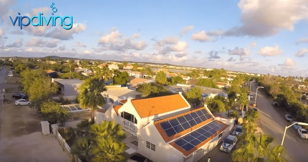 , VIP Diving Bonaire Releases Sustainability Video, The Circular Economy