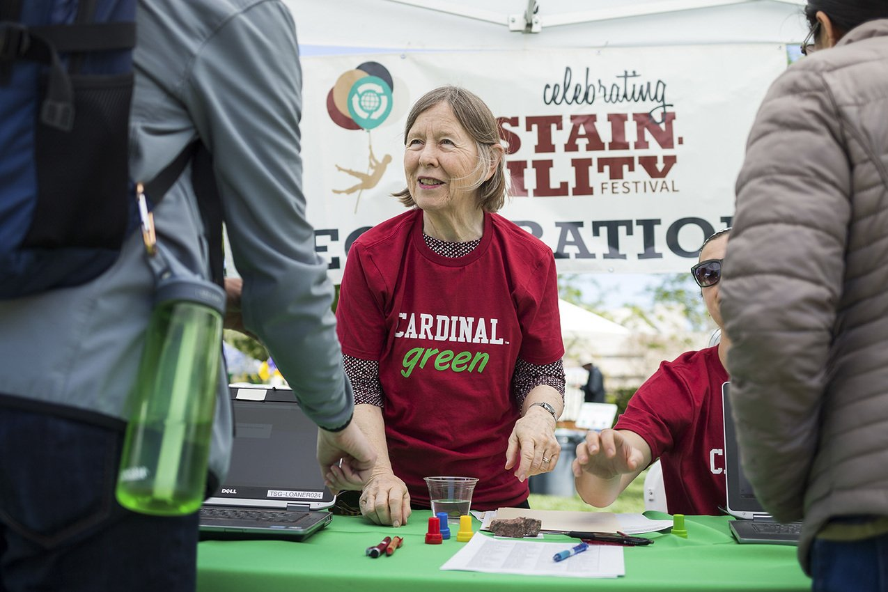 , My Cardinal Green boosts sustainability at Stanford, The Circular Economy