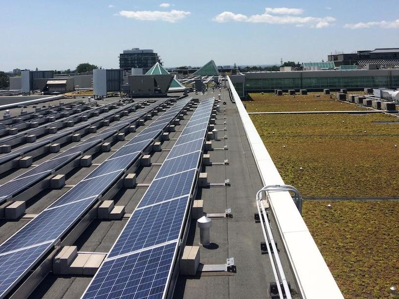 , Environmental Sustainability Tops Yorkdale's Roof and Agenda, The Circular Economy