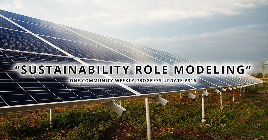 , Sustainability Role Modeling, The Circular Economy, The Circular Economy