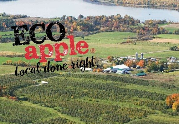, Eco Apple sustainability program adds orchards, The Circular Economy