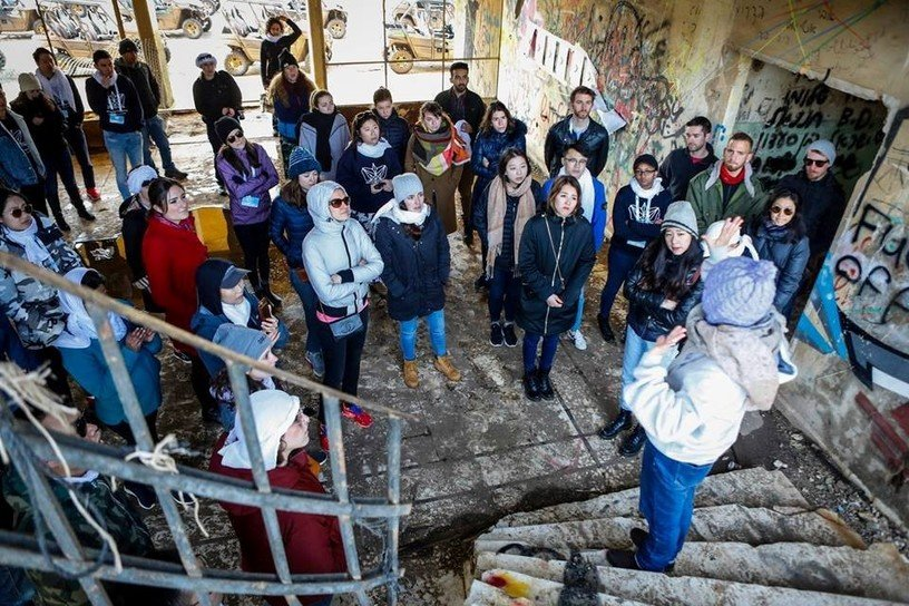 , Studying Sustainability in Israel: It's Complicated, The Circular Economy, The Circular Economy
