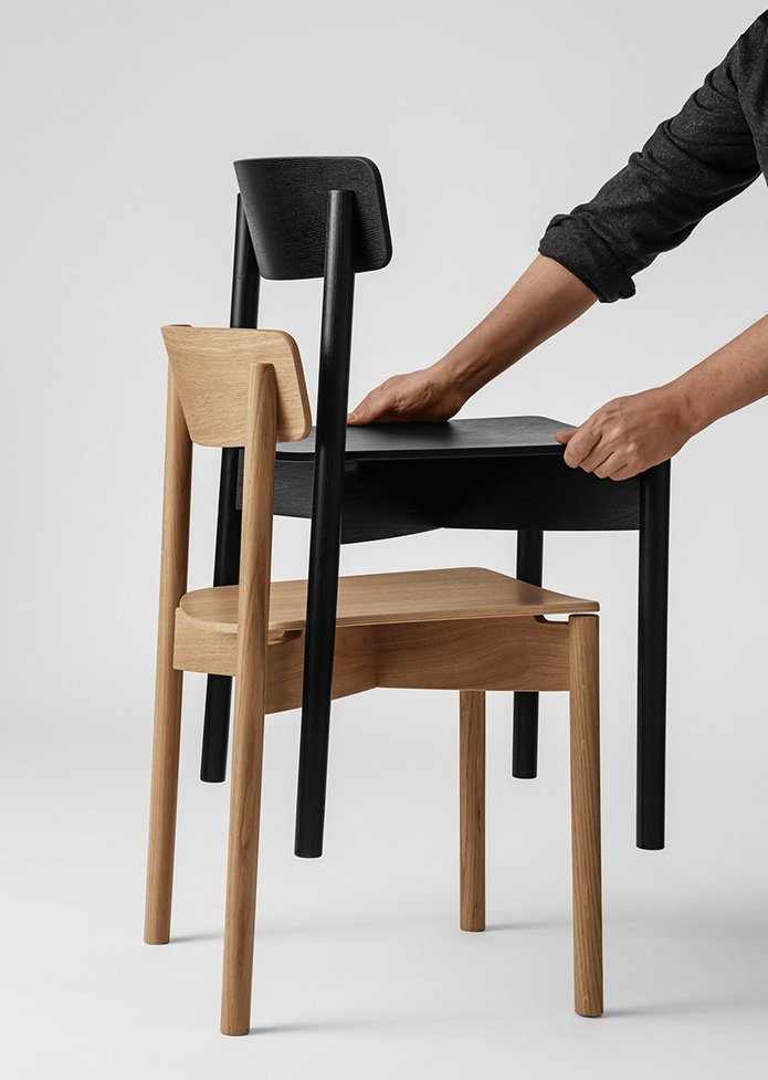 , sustainability runs through the grain of TAKT's wooden furniture, The Circular Economy, The Circular Economy