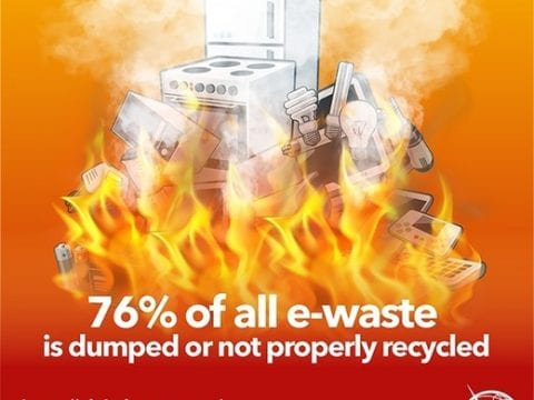 , Partnership Launches Portal to Address Global E-waste Challenge, The Circular Economy