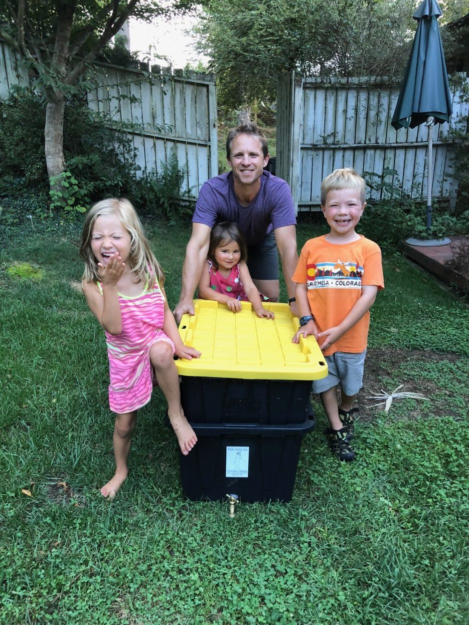 , Kids Seed Co. promotes generational sustainability, The Circular Economy, The Circular Economy