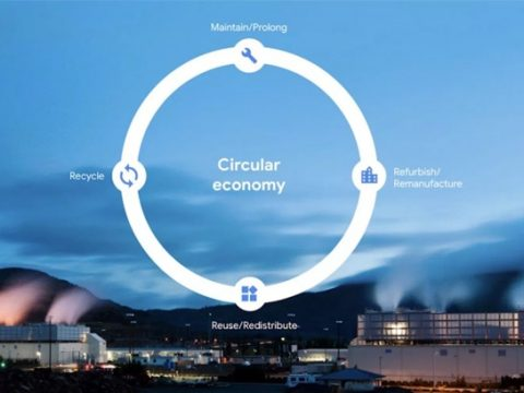 , Google's new circular economy strategy to 'maximise reuse' across its operations, The Circular Economy
