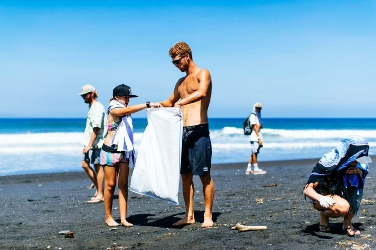 , The World Surf League pledges to eliminate single-use plastics and become carbon-neutral, The Circular Economy