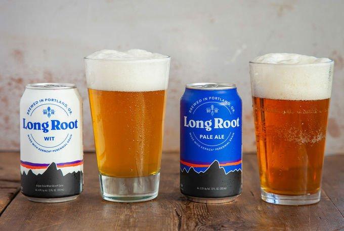 , Branded Sustainability-Focused Beers : Long Root Wit, The Circular Economy, The Circular Economy