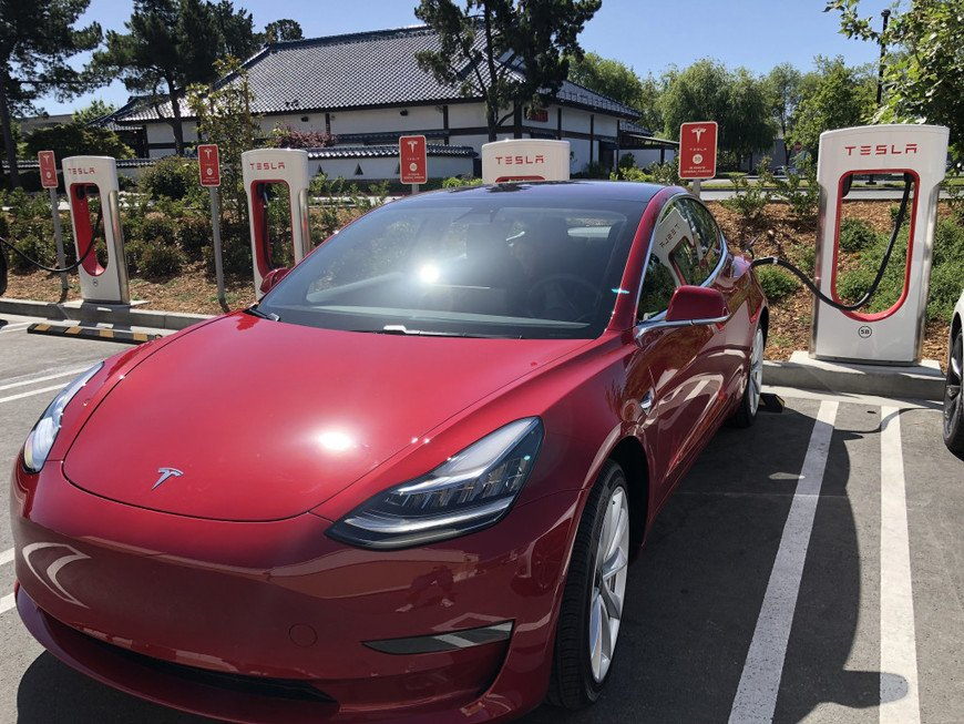 , Tesla touts energy savings in first sustainability report, The Circular Economy, The Circular Economy