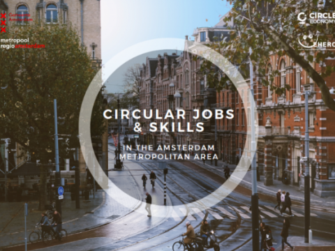 , Jobs and Skills in the Circular Economy, The Circular Economy, The Circular Economy