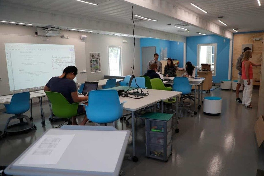 , Innovative classrooms at Maclay combine research, STEM, sustainability, The Circular Economy