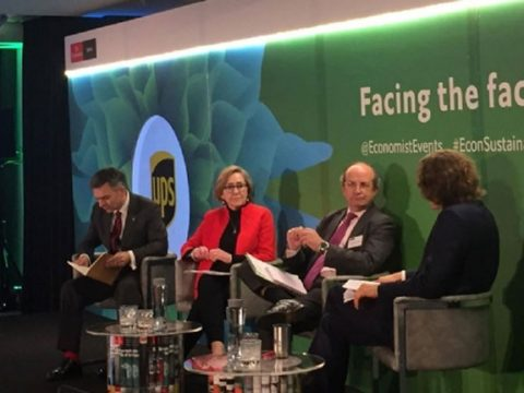 , CISL Director Polly Courtice joins keynote panel at The Economist Sustainability Summit 2019, The Circular Economy, The Circular Economy