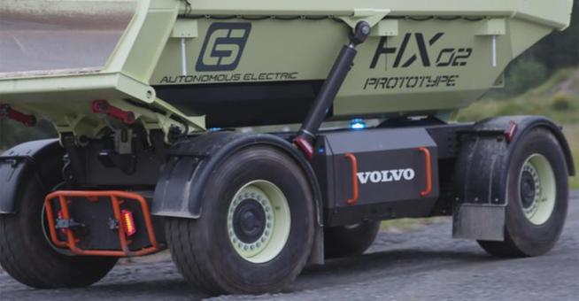 , Volvo Invests 16 MSEK in Sustainability Efforts, The Circular Economy