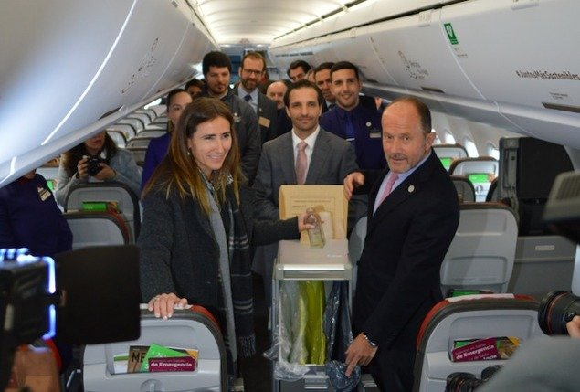, LATAM Airlines Group Launches New Sustainability Campaign, The Circular Economy, The Circular Economy