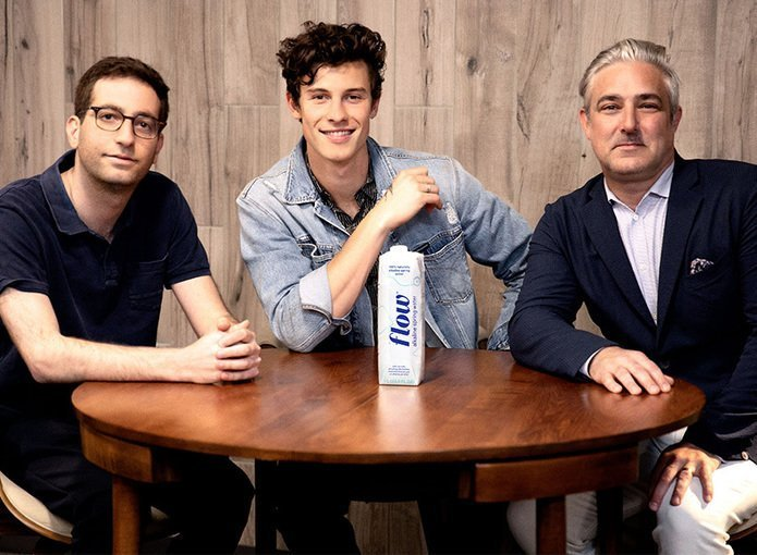", Shawn Mendes Is a Flow Water ""Sustainability Ambassador"", The Circular Economy"