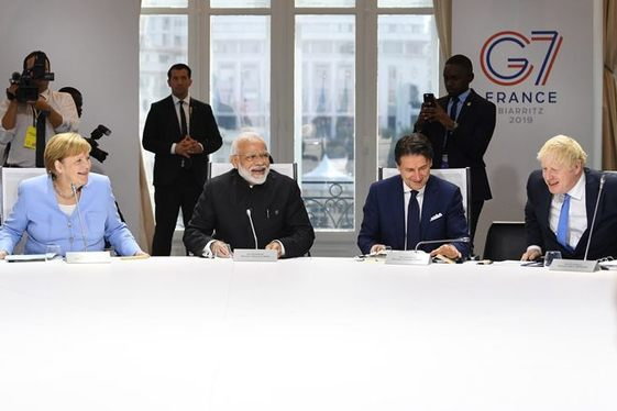 , Nationwide ban on single use plastic! At G7, PM Modi highlights India's large scale efforts on climate, The Circular Economy