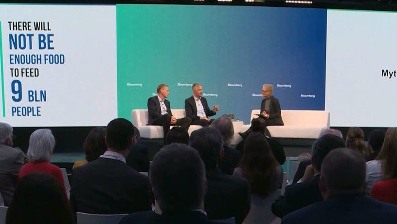 , Business leaders express commitment to sustainability at Bloomberg Summit, The Circular Economy, The Circular Economy
