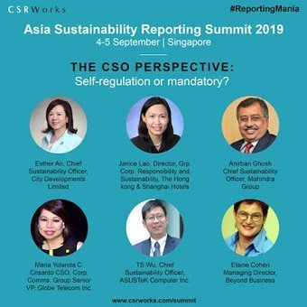 , FINALLY – Someone gets it!!! 10 ways not to attend the Asia Sustainability Reporting Summit, The Circular Economy, The Circular Economy