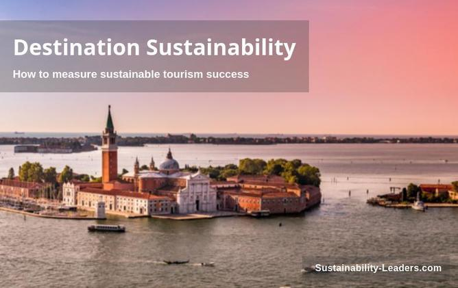 , Destination Sustainability: How To Measure Sustainable Tourism Success?, The Circular Economy, The Circular Economy