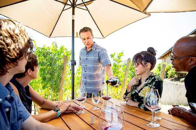 , Pamplin Media Group – Vineyard recognized for its sustainability efforts, The Circular Economy