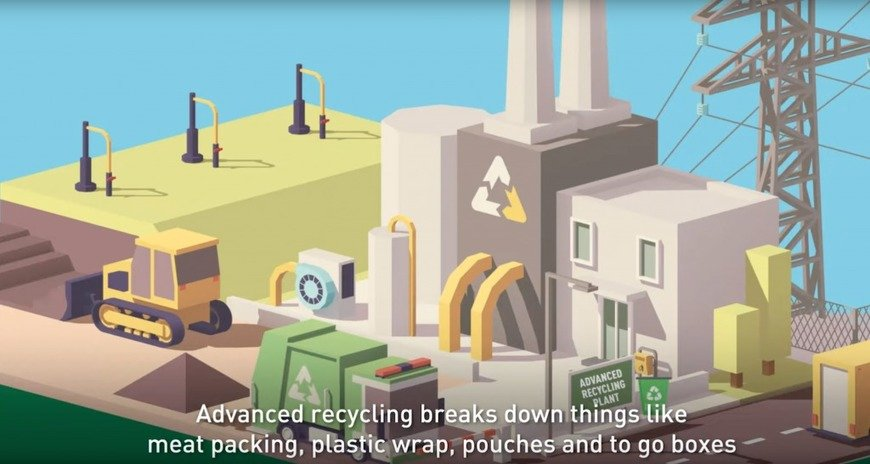, Advanced Recycling: Fueling Environmental Sustainability, The Circular Economy, The Circular Economy
