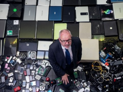 , Hoarding old gadgets 'preventing circular economy shift' and 'spurring rare mineral shortages', The Circular Economy