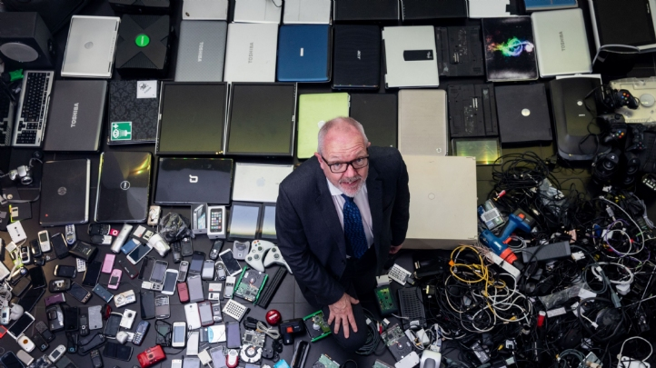 , Hoarding old gadgets 'preventing circular economy shift' and 'spurring rare mineral shortages', The Circular Economy, The Circular Economy