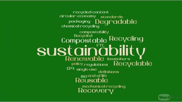 , 3 ways to fix chaotic packaging sustainability definitions, The Circular Economy, The Circular Economy