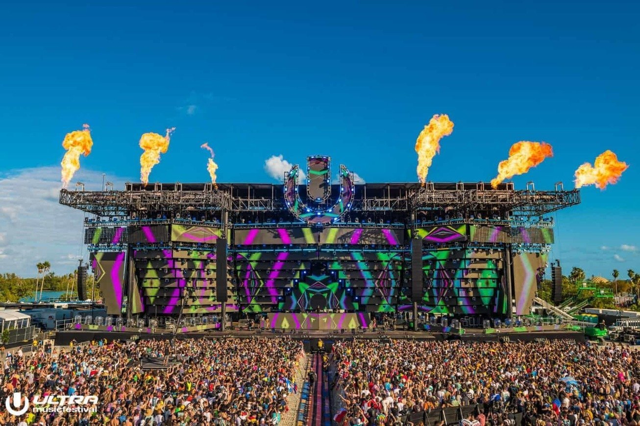 , Ultra Music Festival Continues Commitment To Environmental Sustainability Efforts, The Circular Economy, The Circular Economy
