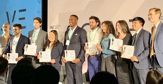 , GM and MIT Solve Announce Circular Economy Challenge Winners, The Circular Economy