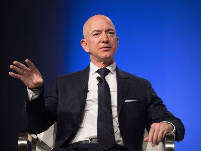 , Jeff Bezos to make announcement on Amazon's sustainability efforts today, The Circular Economy