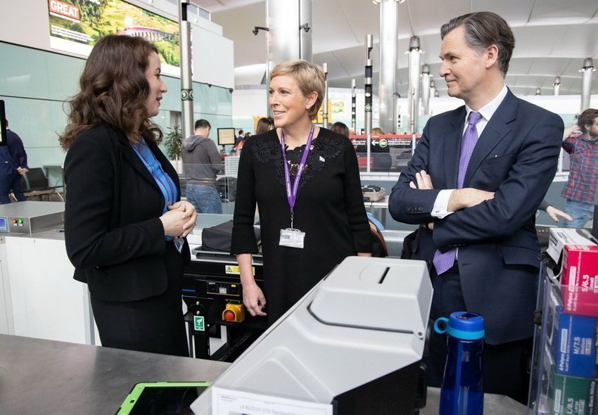 , New security upgrade could reduce single use plastic at Heathrow, The Circular Economy, The Circular Economy