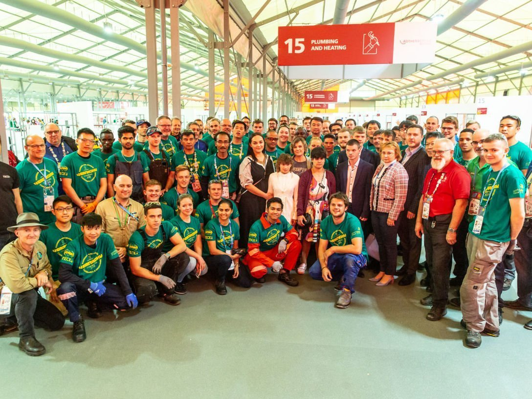 , Sustainability takes a big step forward at the 45th WorldSkills Competition, The Circular Economy, The Circular Economy