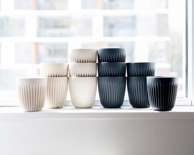 , From husk to cup: Cracking cup sustainability with Huskee, The Circular Economy