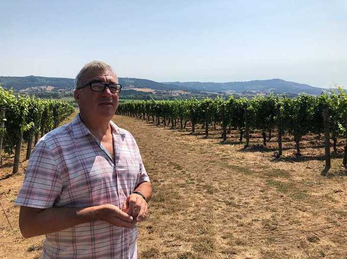 , Pamplin Media Group – Patton Valley Vineyards focuses on sustainability, The Circular Economy