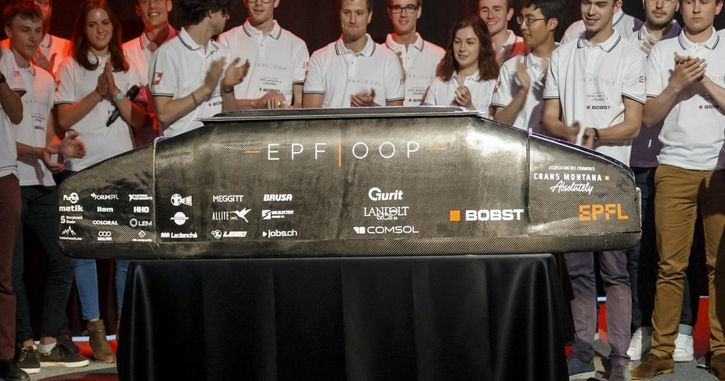 , EPFL pulls out of Hyperloop to focus on sustainability, The Circular Economy