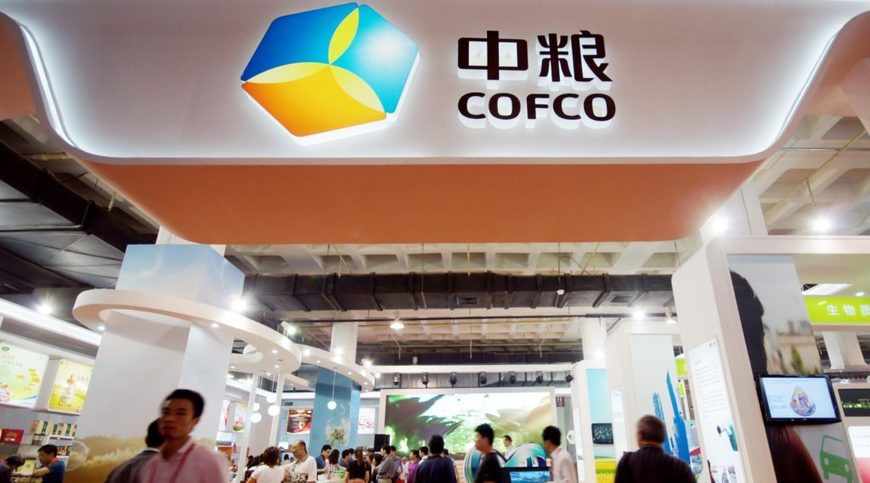 , China's Cofco raises $2.1b in country's first sustainability loan, The Circular Economy, The Circular Economy