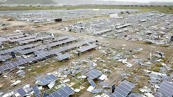 , The Environmental Disaster of Solar Energy, The Circular Economy, The Circular Economy