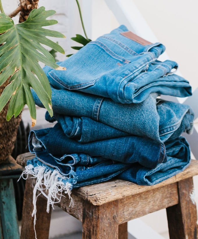 , Sustainability-Focused Shopping Initiatives : madewell archive, The Circular Economy